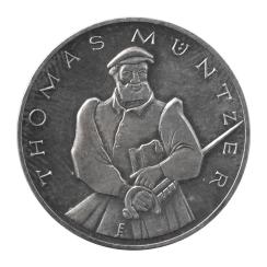 Müntzer Medaille 1976