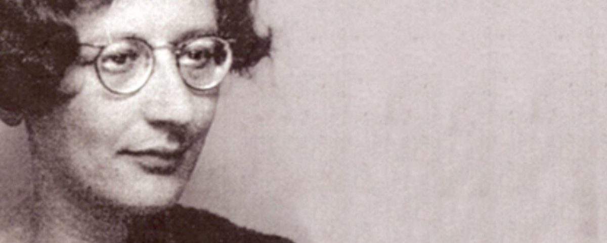 Excerpt #16 -- Simone Weil on What is Sacred in Each Person
